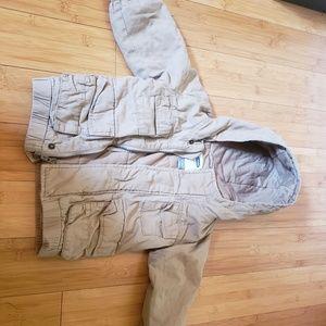 Tan Old Navy Jacket